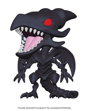 Red-Eyes Black Dragon Funko Pop Animation Vinyl Figure NEW