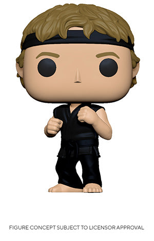 Johnny Lawrence Funko Pop TV Vinyl Figure NEW