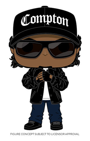 Funko POP! Rocks Eazy-E Vinyl Figure NEW