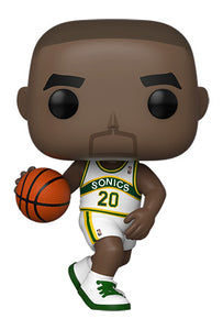 Gary Payton NBA Legends Funko POP Vinyl Figure NEW