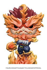 Endeavor Funko Pop Animation Vinyl Figure NEW