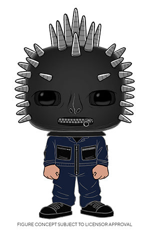 Funko POP! Rocks Slipknot Craig Jones Vinyl Figure NEW