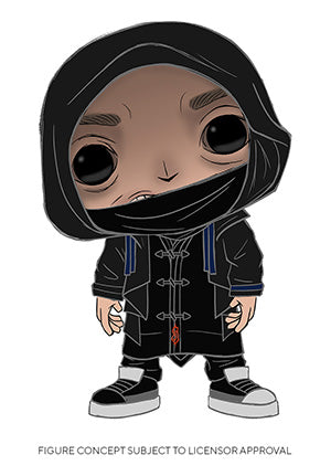 Funko POP! Rocks Slipknot Sid Wilson Vinyl Figure NEW