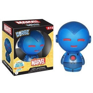 Dorbz Iron Man (Iron Stealth) Vinyl Figure 2015 NYCC -  - The Pop Dungeon - The Pop Dungeon