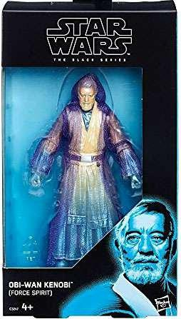 Star Wars: Black Series - Obi Wan Kenobi (Force Spirit) Action Figure