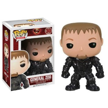 Funko POP! Heroes General Zod Vinyl Figure (VAULTED) NEW -  - The Pop Dungeon - The Pop Dungeon