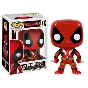 Funko POP! Marvel Deadpool (Two Swords) Vinyl Figure NEW -  - The Pop Dungeon - The Pop Dungeon