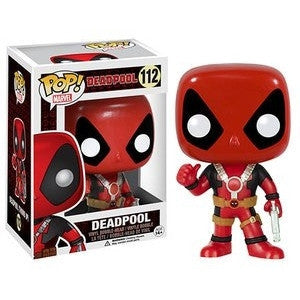 Funko POP! Marvel Deadpool (Thumbs Up) Vinyl Figure NEW -  - The Pop Dungeon - The Pop Dungeon