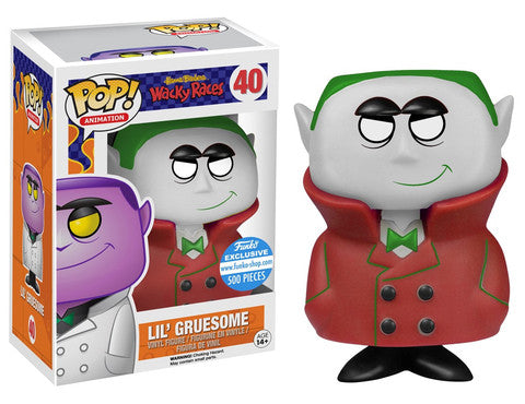 Funko POP! Animation Lil' Gruesome (Holiday) Vinyl Figure (Funko Shop) NEW