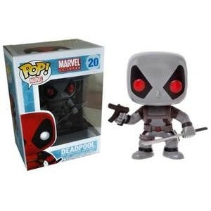 Funko POP! Marvel Deadpool (X-Force) Vinyl Figure (Hot Topic Exclusive) NEW -  - The Pop Dungeon - The Pop Dungeon