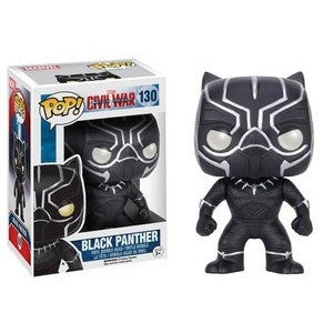 Funko POP! Marvel Black Panther Vinyl Figure -  - The Pop Dungeon - The Pop Dungeon