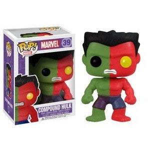Funko POP! Marvel Compound Hulk Vinyl Figure (Toy Anxiety Exclusive) NEW -  - The Pop Dungeon - The Pop Dungeon