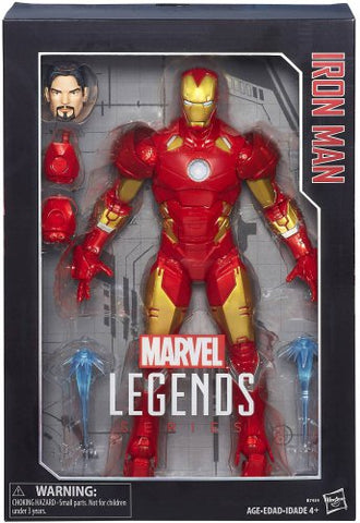 Marvel Legends - Iron Man Action Figure (12 Inch)