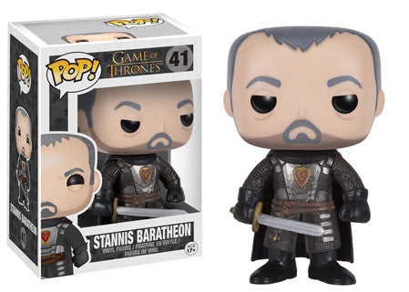 Funko POP! Television Stannis Baratheon Vinyl Figure NEW
