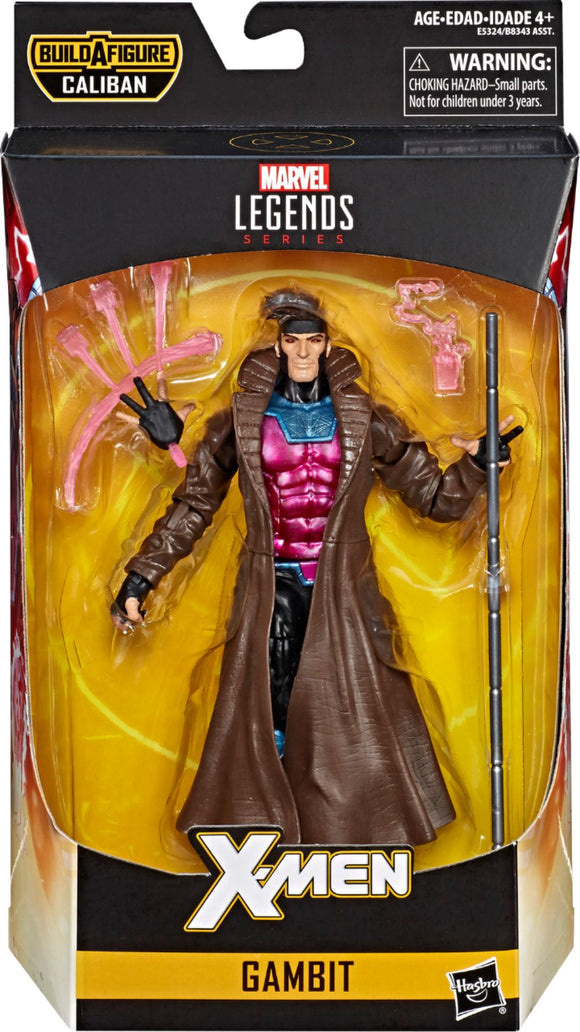 Marvel Legends - Gambit Action Figure