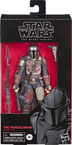 Star Wars: Black Series - The Mandalorian Action Figure