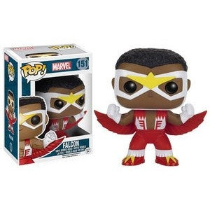 Funko POP! Marvel Falcon Vinyl Figure -  - The Pop Dungeon - The Pop Dungeon