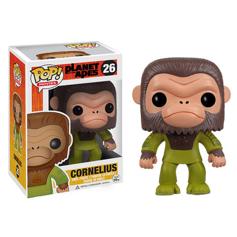 Funko POP! Movies Cornelius Vinyl Figure (VAULTED) NEW