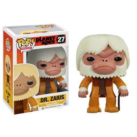 Funko POP! Movies Dr. Zaius Vinyl Figure (VAULTED) NEW