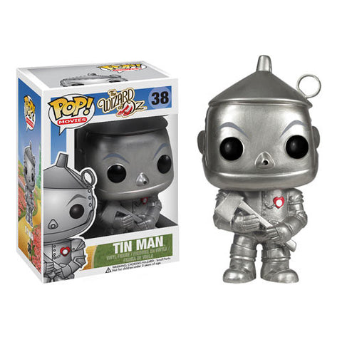 Funko POP! Movies Tin Man Vinyl Figure (VAULTED) -  - The Pop Dungeon - The Pop Dungeon