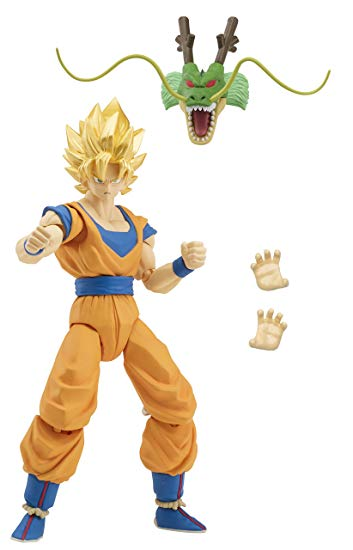 Dragon Ball Stars - Super Saiyan Goku Action Figure -  - Funko - The Pop Dungeon