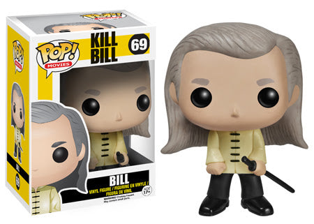 Funko POP! Movies Bill Vinyl Figure (VAULTED) NEW