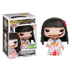 Funko POP! Asia Kuchisake (Bloody) Vinyl Figure (Convention Exclusive 2016) NEW -  - The Pop Dungeon - The Pop Dungeon