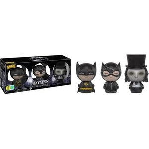 Dorbz DC Comics Batman, Catwoman & The Penguin (3 Pack) (Batman Returns) (2016 SDCC Exclusive) -  - The Pop Dungeon - The Pop Dungeon