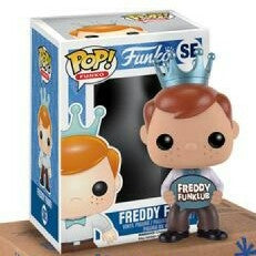 Funko POP! Funko Freddy Funko (Freddy Funklub) Vinyl Figure -  - The Pop Dungeon - The Pop Dungeon