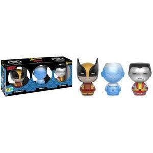 Dorbz Marvel Wolverine(Brown Suit), Ice Man & Colossus (3 Pack) (2016 SDCC Exclusive) -  - The Pop Dungeon - The Pop Dungeon