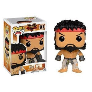Funko POP! Asia Hot Ryu Vinyl Figure (2016 Convention Exclusive) NEW -  - The Pop Dungeon - The Pop Dungeon