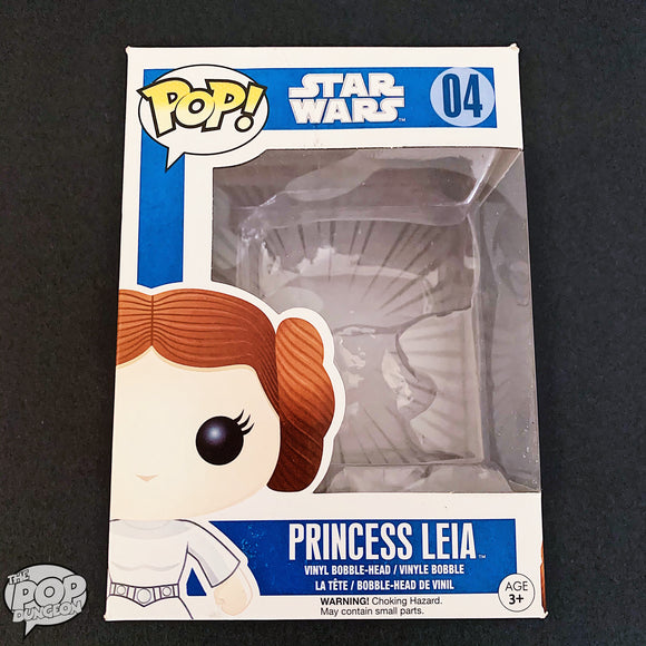 Princess Leia 04 (Blue) Replacement Box