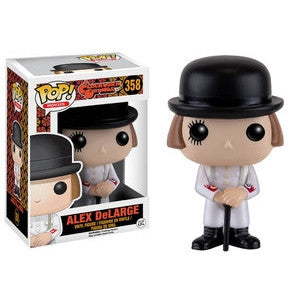 Funko POP! Movies Alex DeLarge Vinyl Figure NEW -  - The Pop Dungeon - The Pop Dungeon