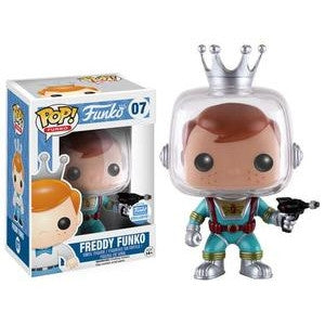 Funko POP! Funko Freddy Funko (Astronaut) (W/Ray Gun) Vinyl Figure NEW -  - The Pop Dungeon - The Pop Dungeon