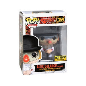 Funko POP! Movies Alex DeLarge (Masked) Vinyl Figure (Hot Topic Exclusive) MINOR BOX DAMAGE NEW -  - The Pop Dungeon - The Pop Dungeon