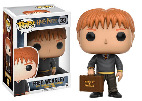 Funko POP! Movies Fred Weasley Vinyl Figure