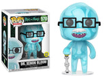 Funko POP! Animation Dr. Xenon Bloom Vinyl Figure NEW