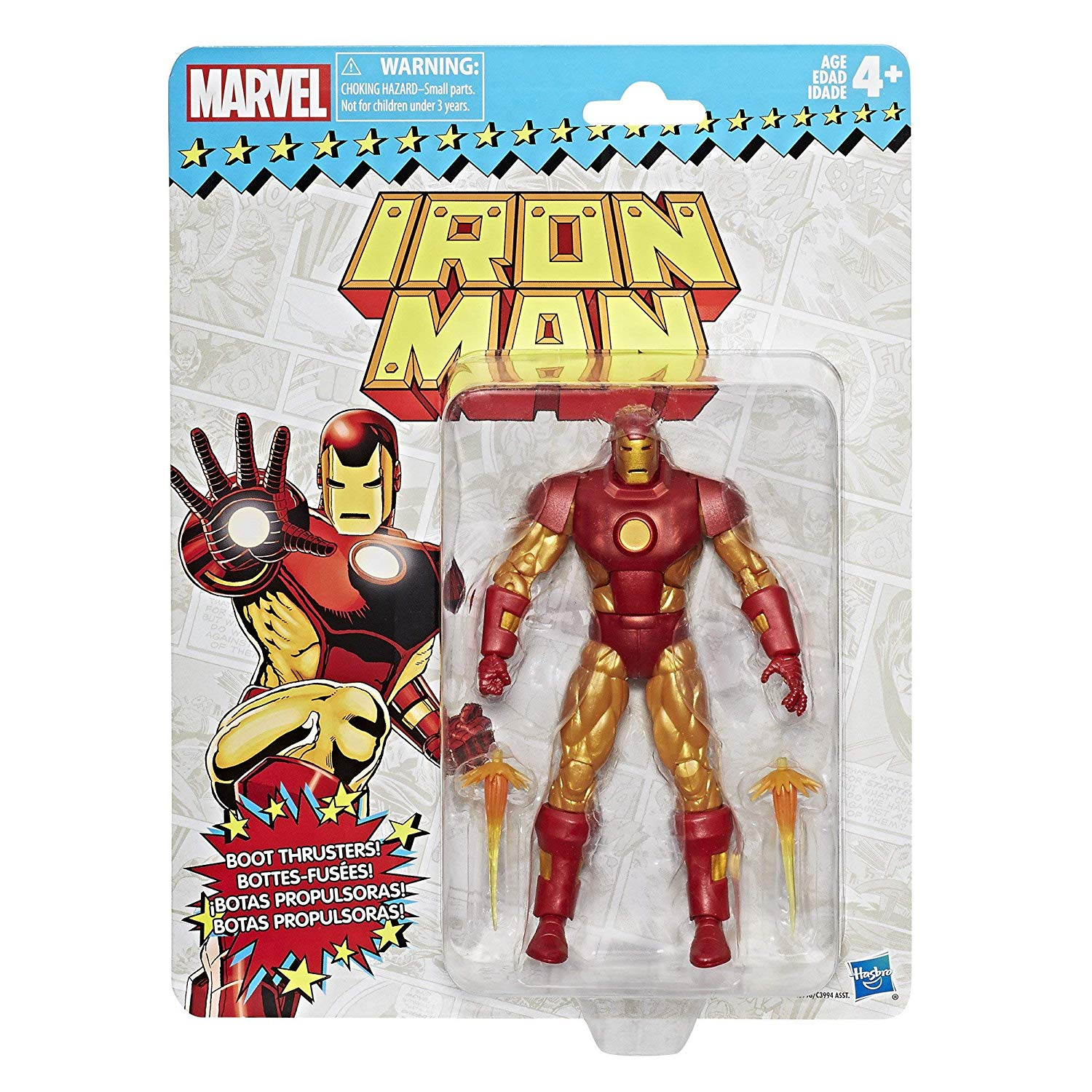 Marvel Legends - Iron Man Action Figure