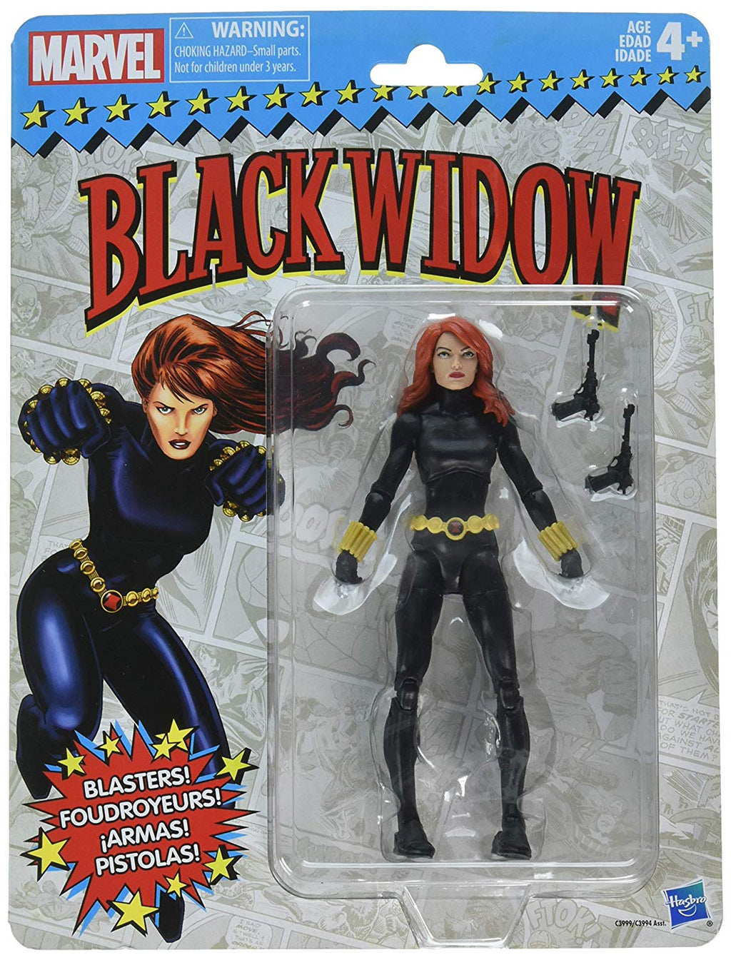 Marvel Legends - Black Widow Action Figure