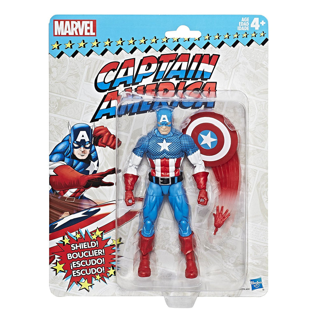 Marvel Legends - Captain America Action Figure