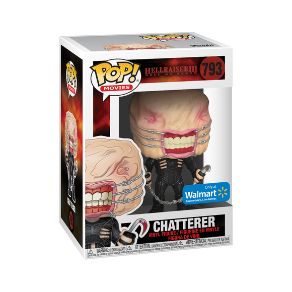 The Chatterer Funko POP! Movies(Walmart) Vinyl Figure NEW