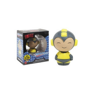 Dorbz Games Mega Man (Thunder Beam) Vinyl Figure (Hot Topic Exclusive) -  - The Pop Dungeon - The Pop Dungeon