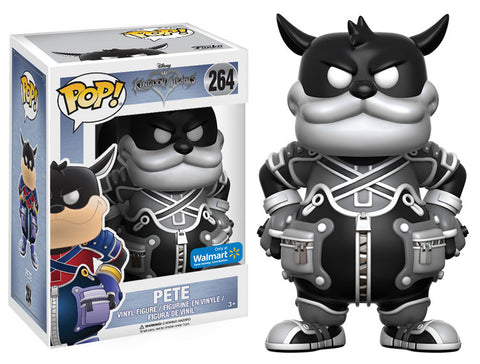 Funko POP! Disney Kingdom Hearts Pete Vinyl Figure (Walmart Exclusive) NEW