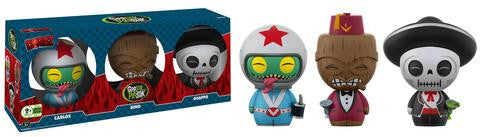 Dorbz Spastik Plastik 3 Pack (ECCC Exclusive) -  - The Pop Dungeon - The Pop Dungeon