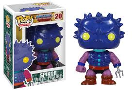Funko Pop Television Spikor Vinyl Figure (VAULTED) NEW