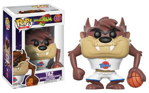 PRE-ORDER - Funko POP! Movies Taz Vinyl Figure NEW -  - The Pop Dungeon - The Pop Dungeon