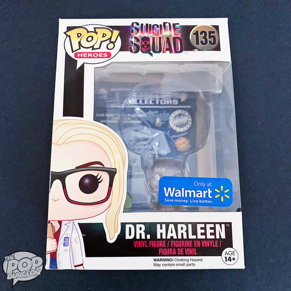 Dr. Harleen Replacement Box