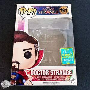 Doctor Strange with Rune Replacement Box