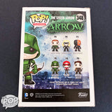 The Green Arrow Replacement Box