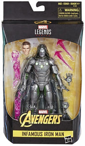 Marvel Legends - Infamous Iron Man Action Figure (Walgreens)